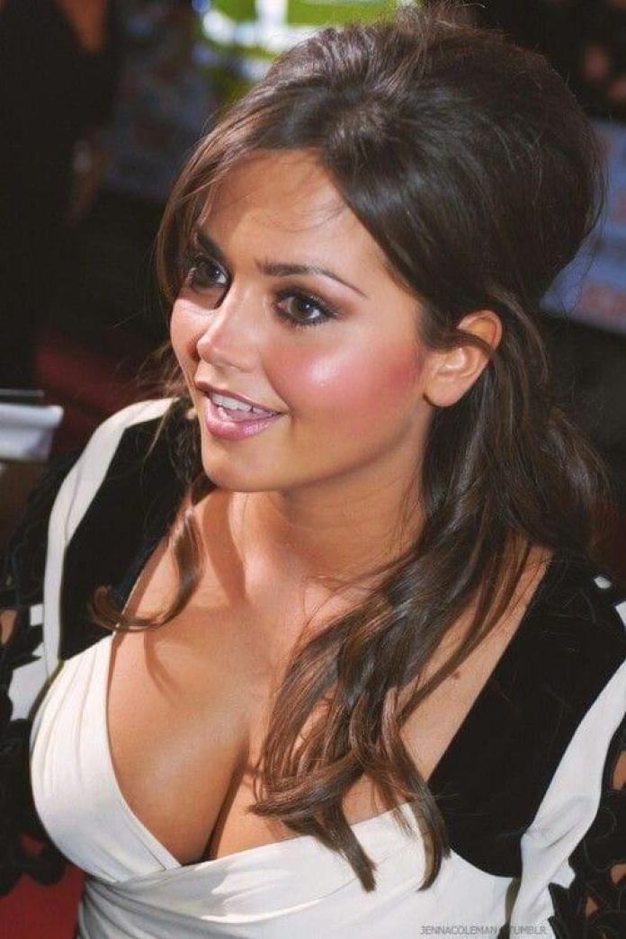 Jenna Coleman sexy