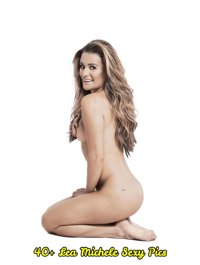 Lea Michele sexy pictures