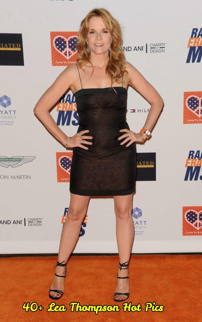 Lea Thompson hot pictures