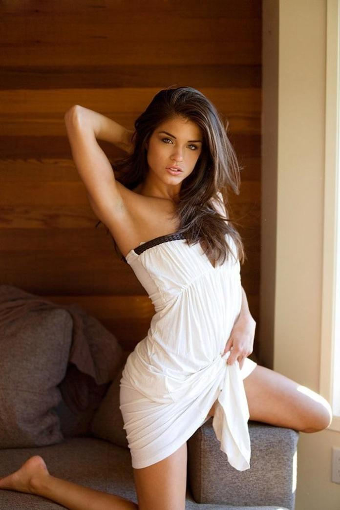 Marie Avegropoulos sexy pics