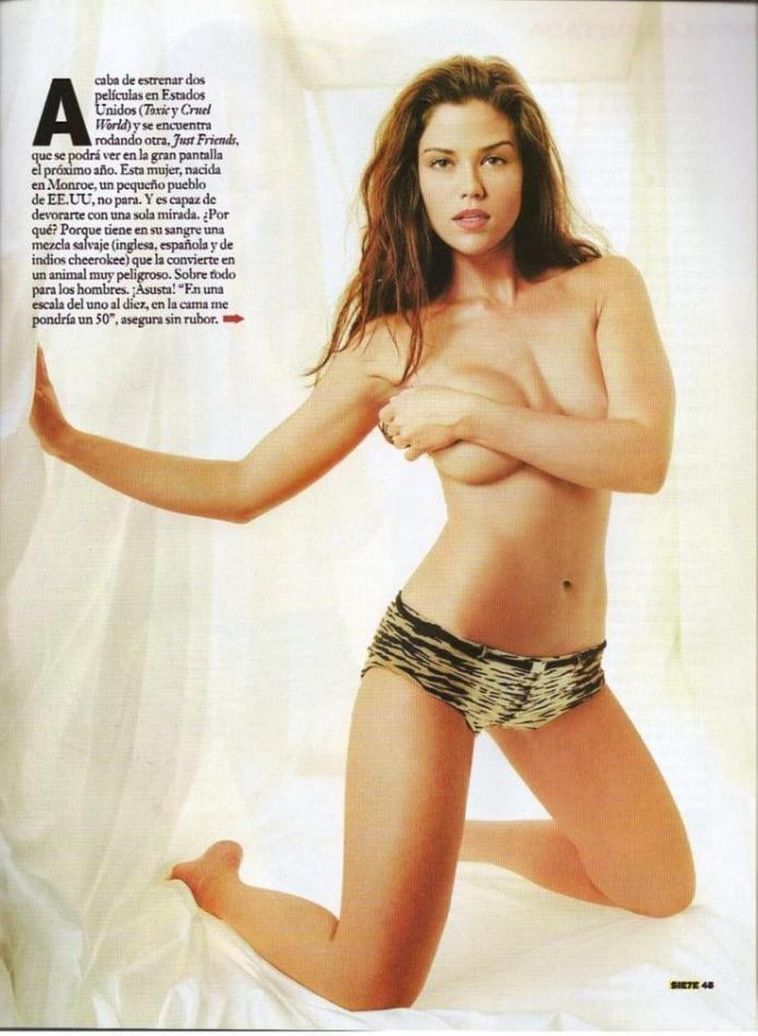 Susan Ward hot pic