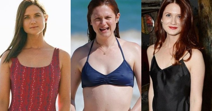 41 Hottest Pictures Of Bonnie Wright