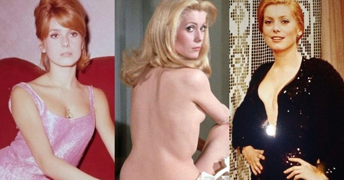 41 Hottest Pictures Of Catherine Deneuve