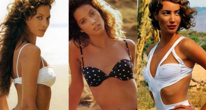 41 Hottest Pictures Of Christy Turlington Burns