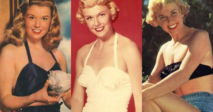 41 Hottest Pictures Of Doris Day