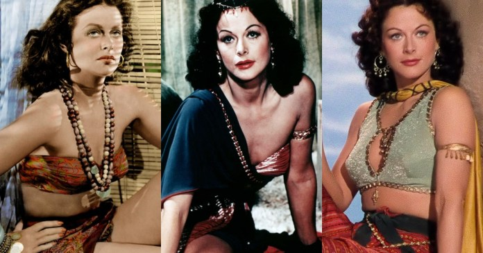 41 Hottest Pictures Of Hedy Lamarr