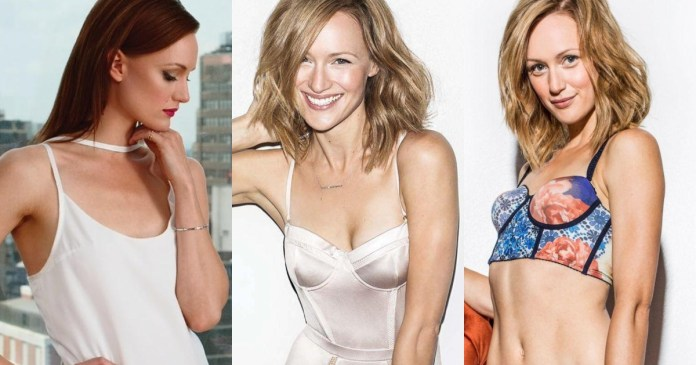41 Hottest Pictures Of Kerry Bishé