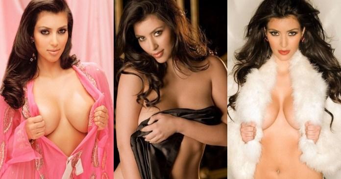 41 Hottest Pictures Of Kim Kardashian