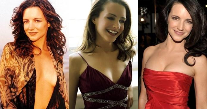41 Hottest Pictures Of Kristin Davis