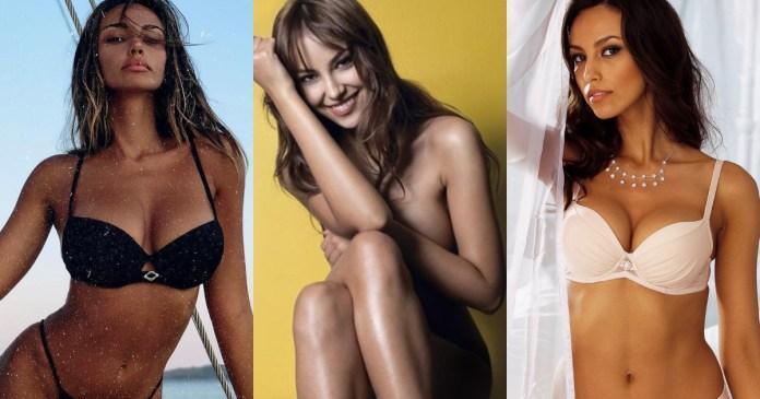 41 Hottest Pictures Of Mădălina Diana Ghenea