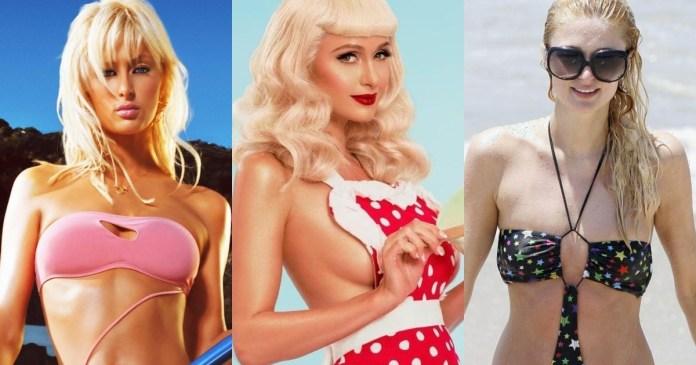 41 Hottest Pictures Of Paris Hilton