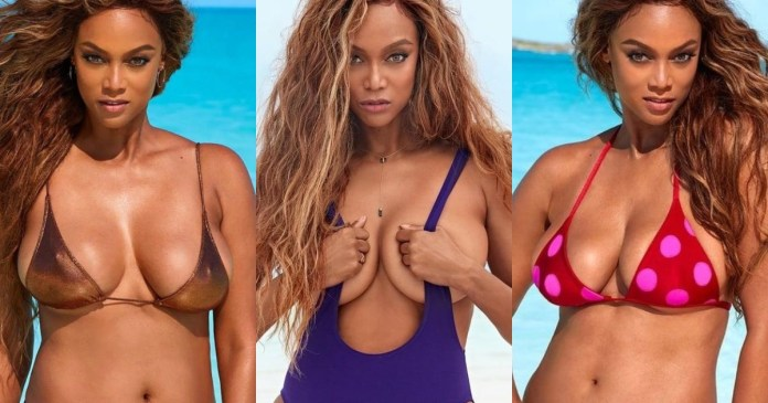 41 Hottest Pictures Of Tyra Banks