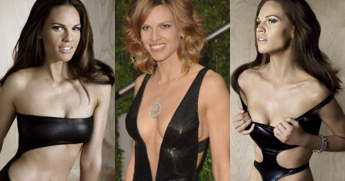 41 Sexiest Pictures Of Hillary Swank