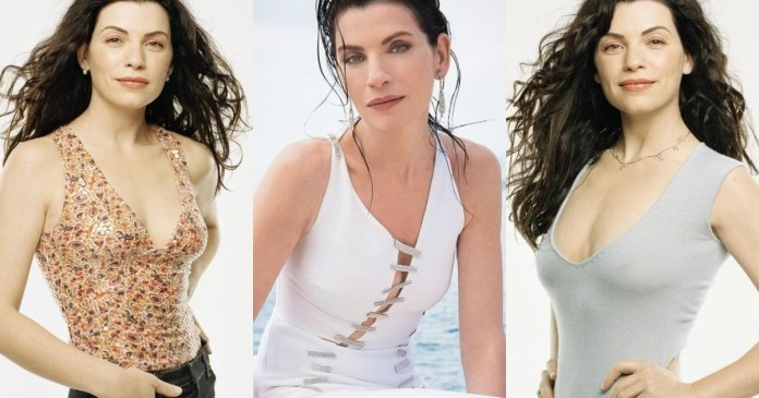 41 Sexiest Pictures Of Julianna Margulies