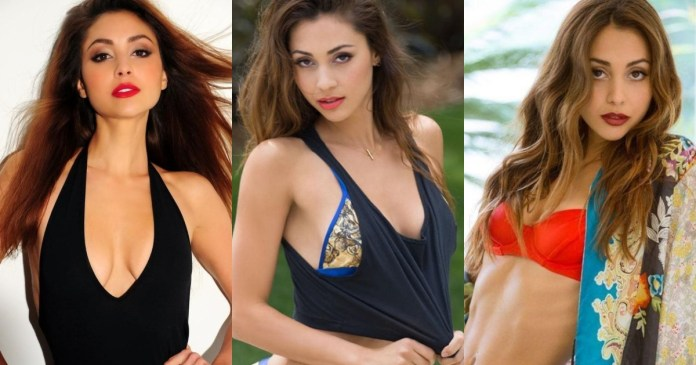 41 Sexiest Pictures Of Lindsey Morgan