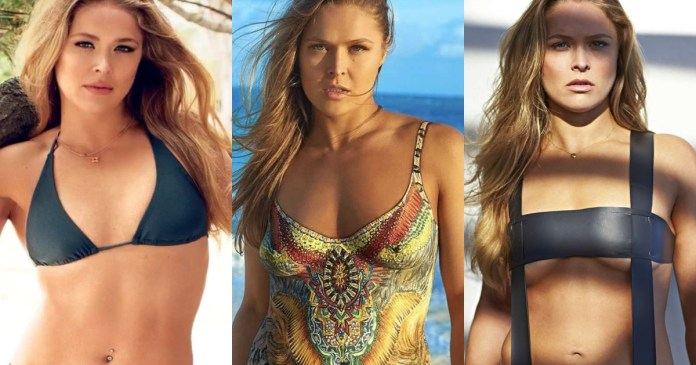 41 Sexiest Pictures Of Ronda Rousey