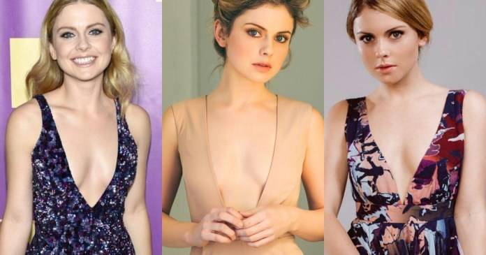 41 Sexiest Pictures Of Rose McIver