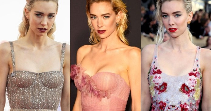 41 Sexiest Pictures Of Vanessa Kirby