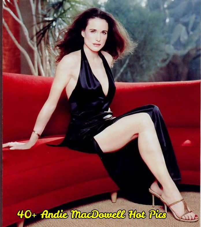 Andie MacDowell hot pictures
