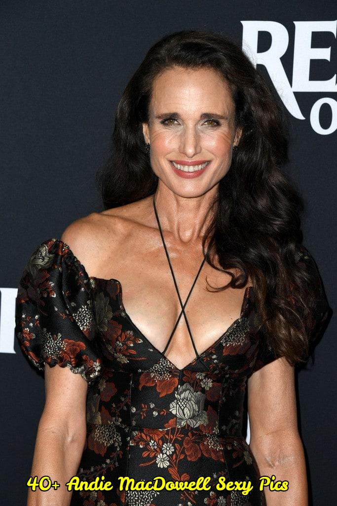 Andie MacDowell sexy pictures