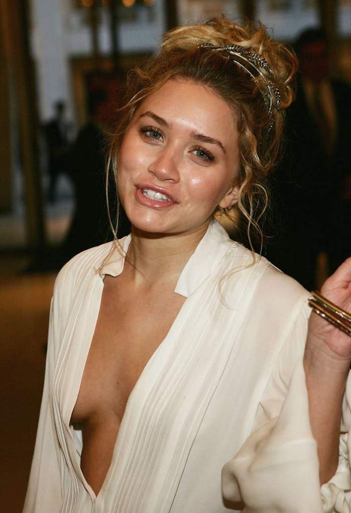 Ashley Olsen hot look