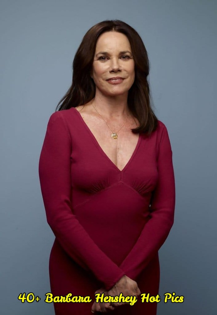 Barbara Hershey hot pictures