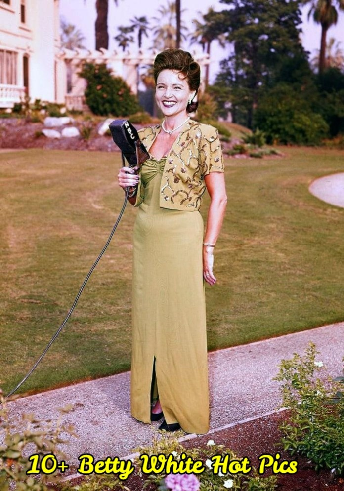 Betty White hot pictures