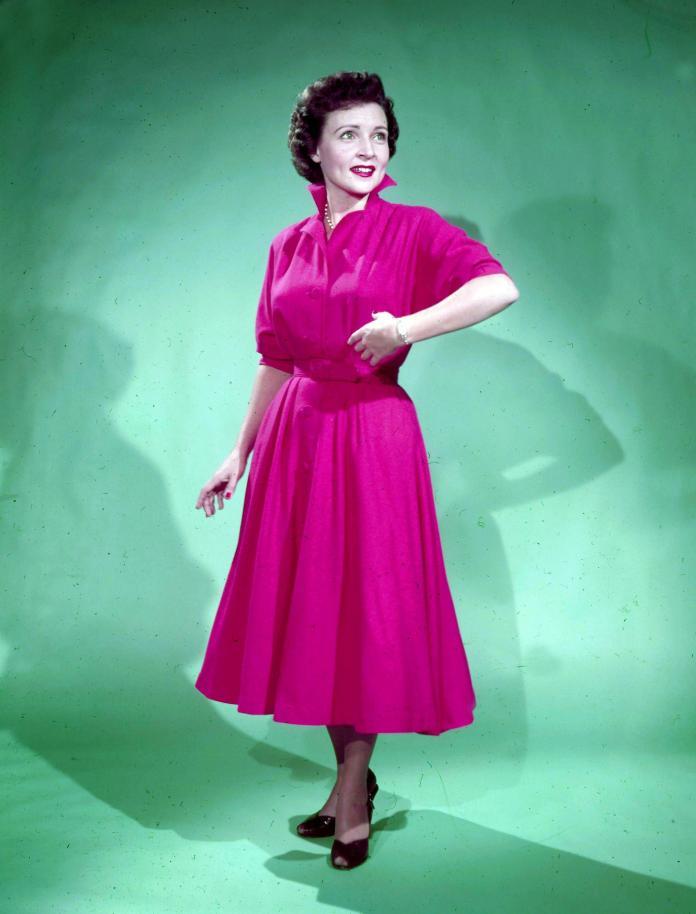 Betty White hot