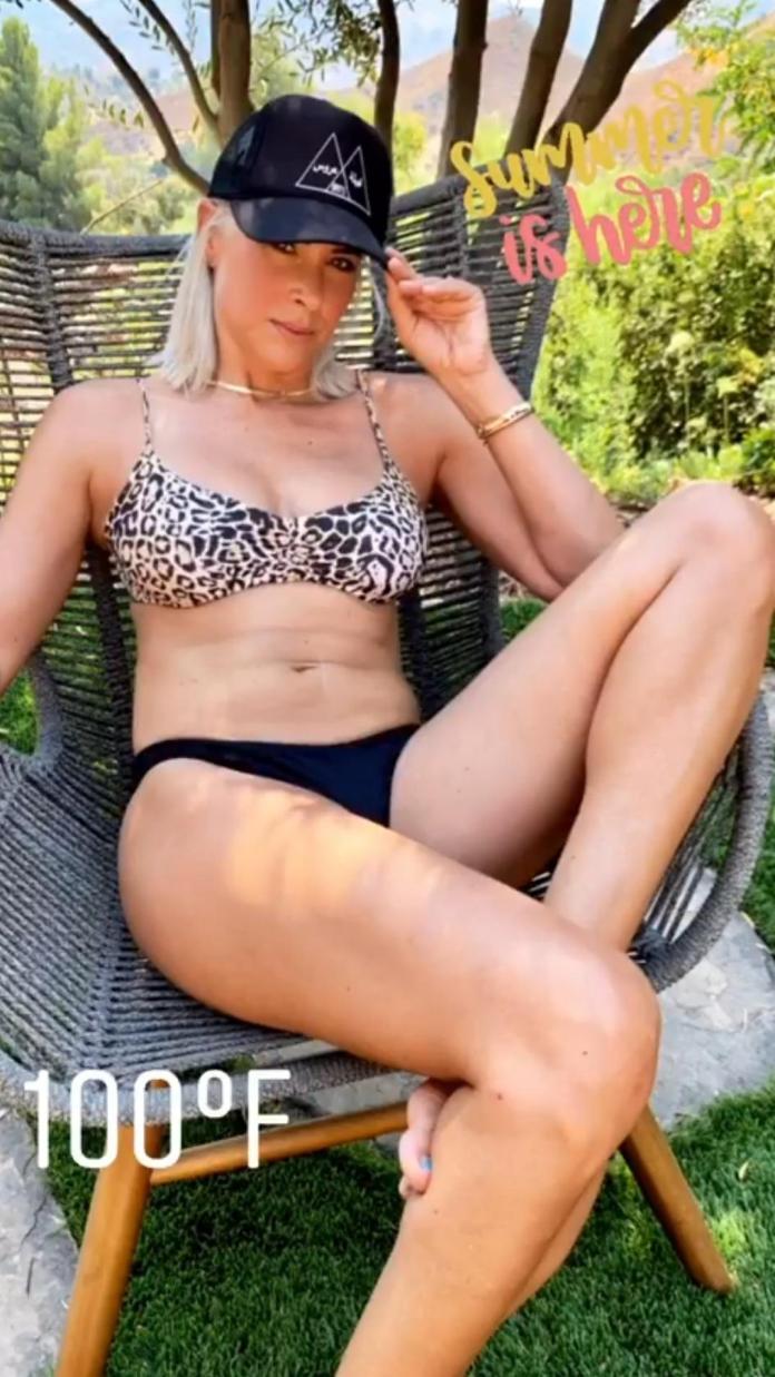 Brittany Daniel sexy pic