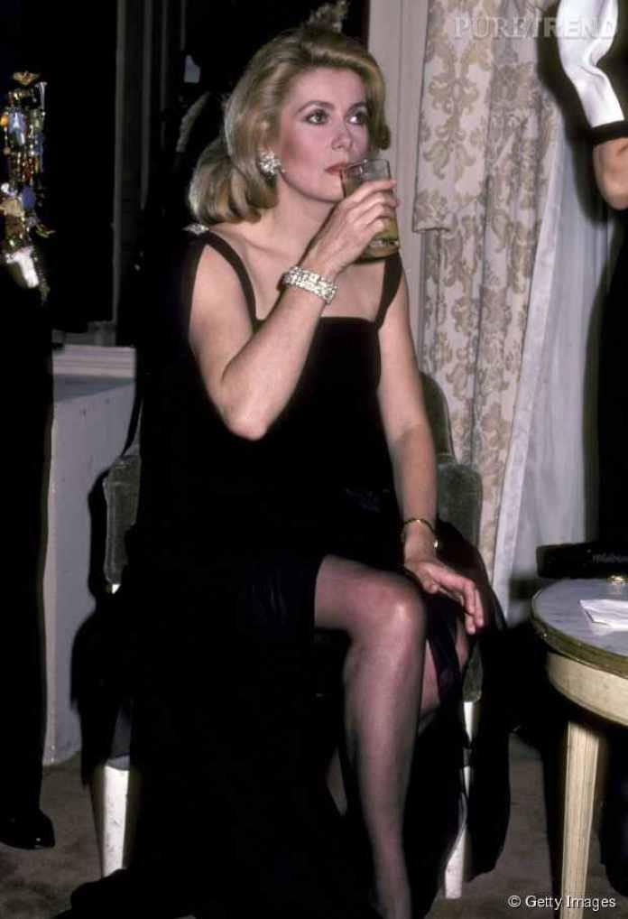 Catherine Deneuve hot pics