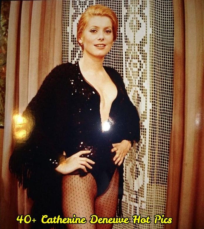 Catherine Deneuve hot pictures