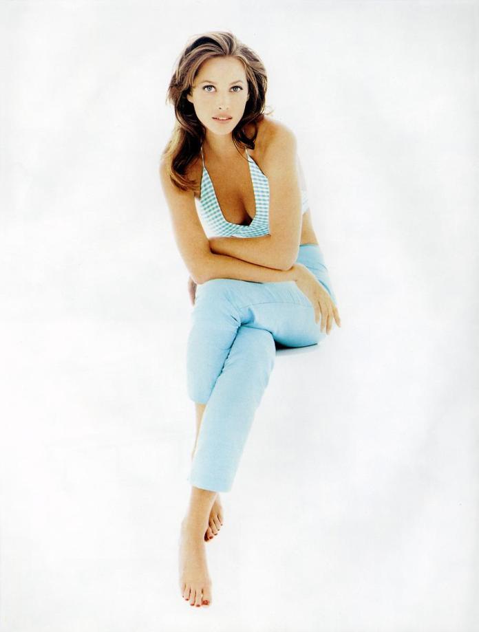 Christy Turlington Burns hot pics