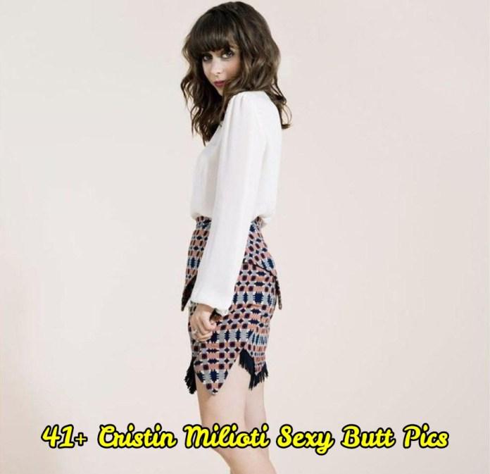 Cristin Milioti sexy butt pics