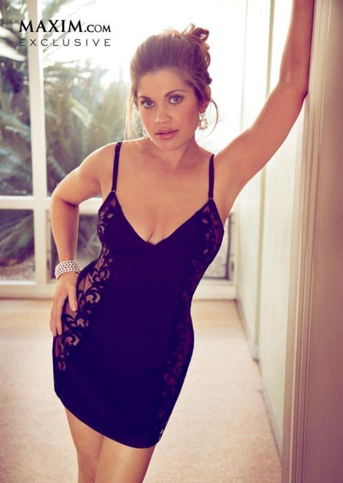 Danielle Fishel sexy
