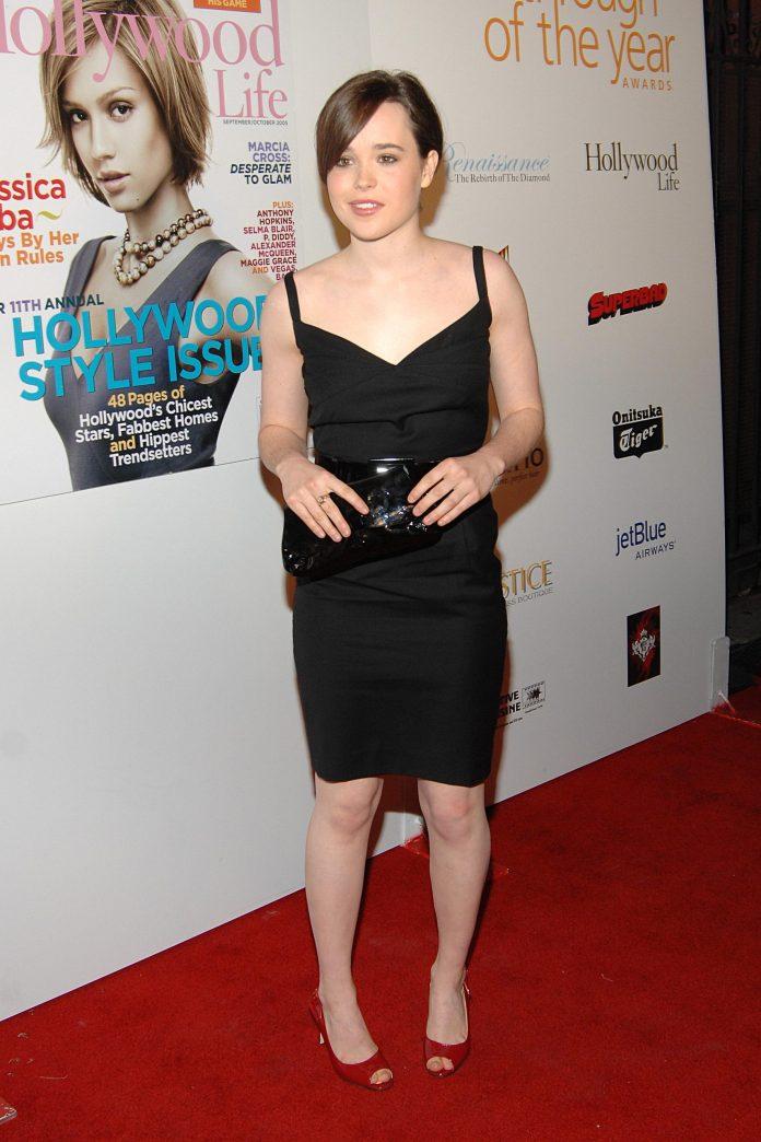 Ellen Page hot pic