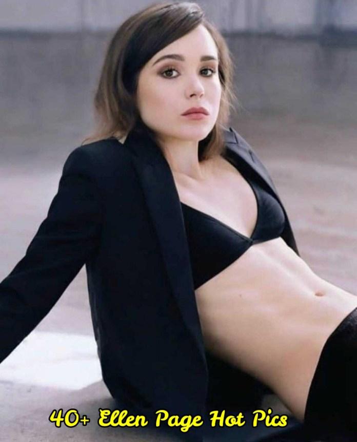 Ellen Page hot pictures