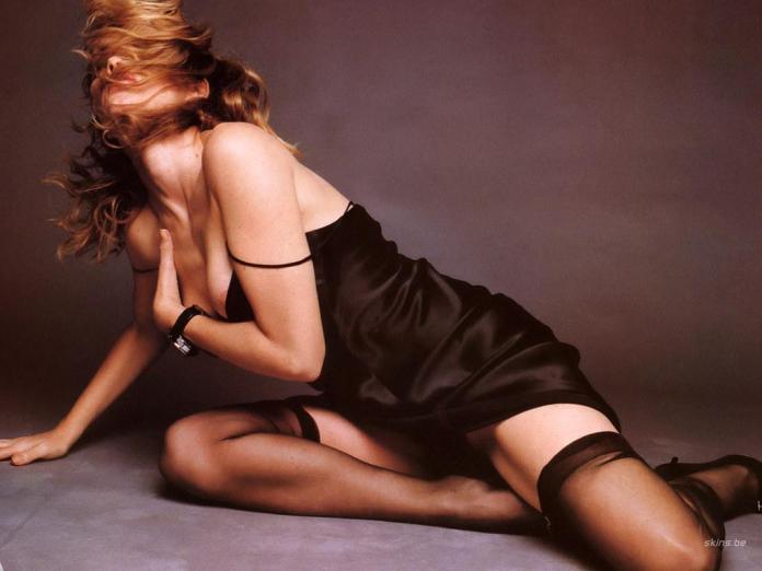 Emmanuelle Béart sexy pic