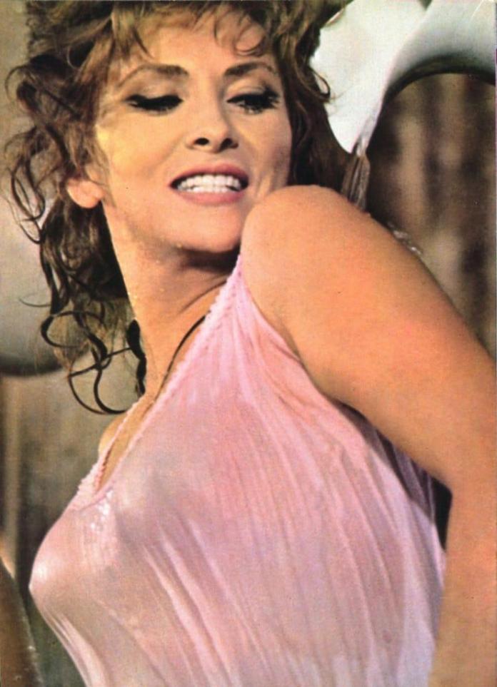 Gina Lollobrigida sexy pics