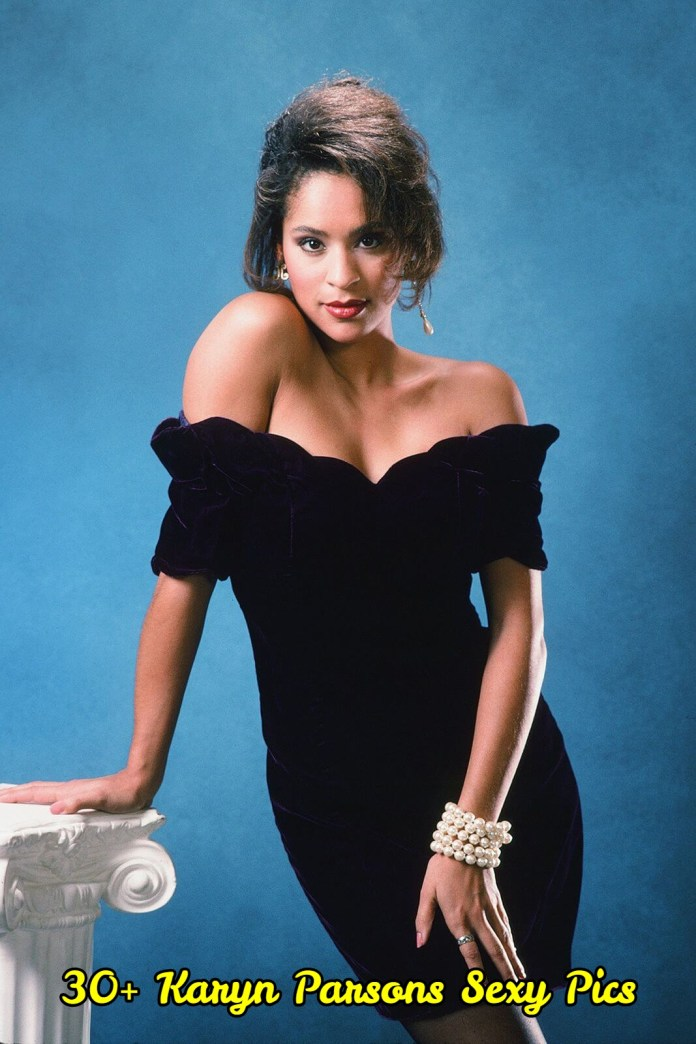 Karyn Parsons sexy pictures