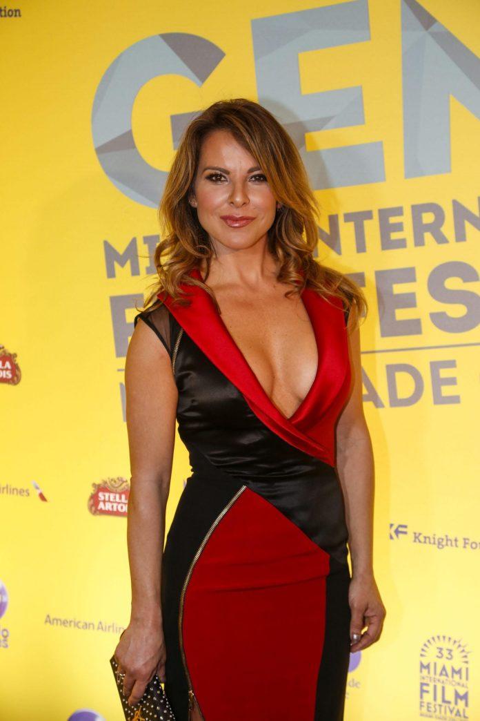 Kate del Castillo hot look