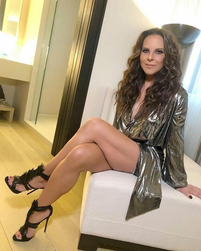 Kate del Castillo sexy look