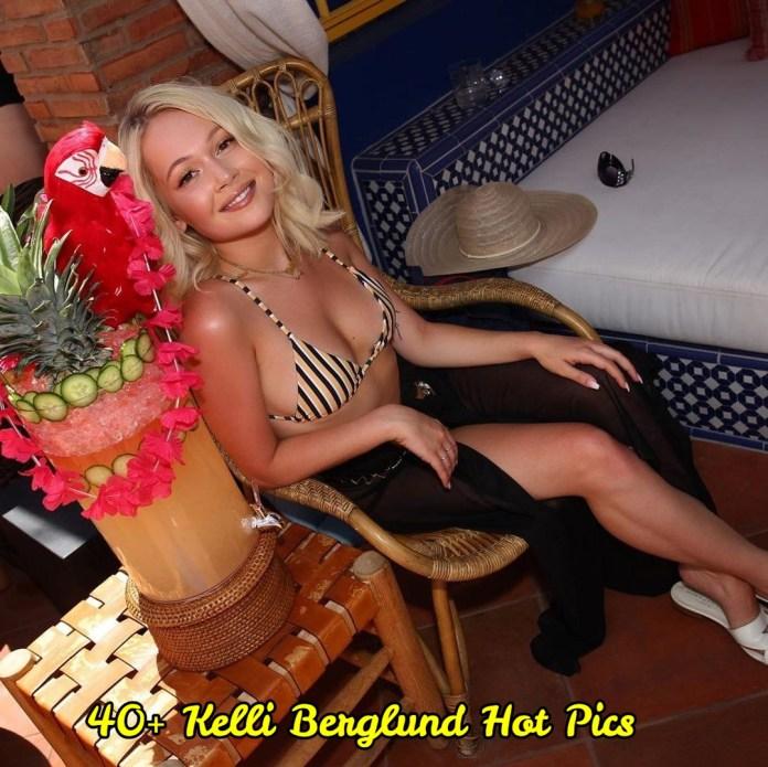 Kelli Berglund sexy pictures