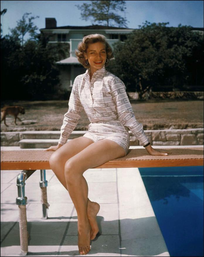 Lauren Bacall sexy