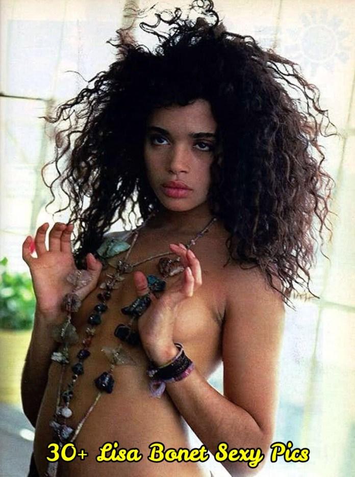 Lisa Bonet sexy pictures