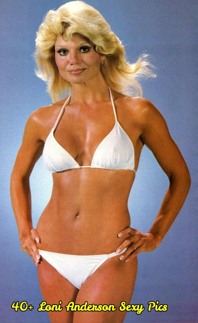 Loni Anderson sexy pictures