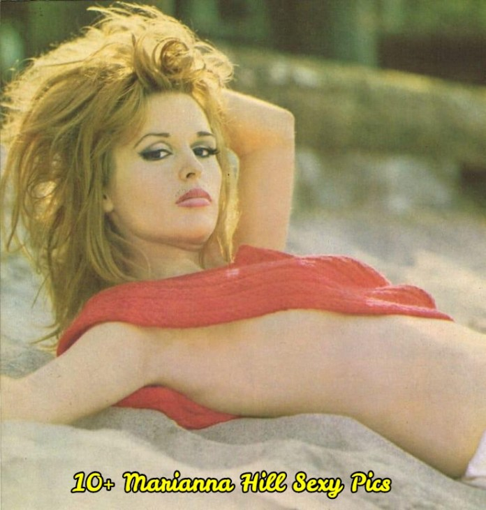 Marianna Hill sexy pictures