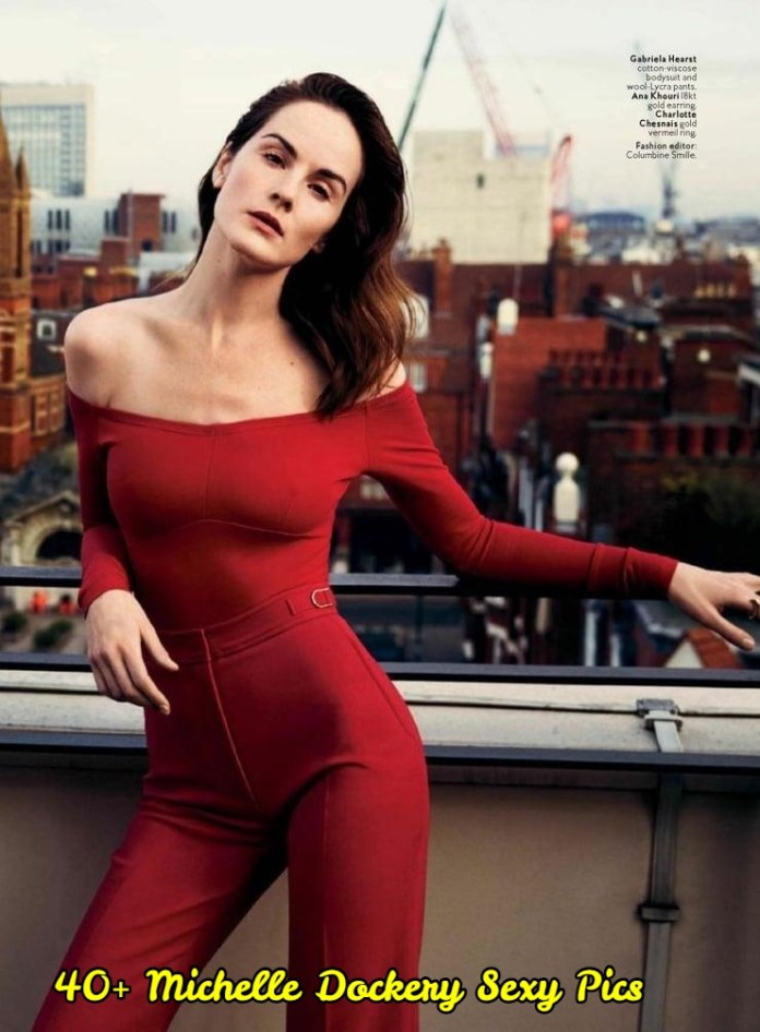 Michelle Dockery sexy pictures