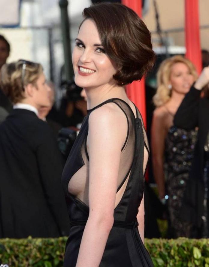 Michelle Dockery sexy