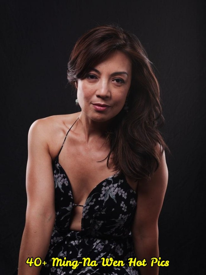 Ming-Na Wen hot pictures