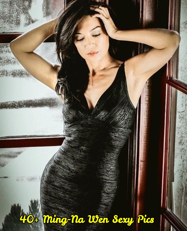 Ming-Na Wen sexy pictures